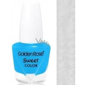 Golden Rose Sweet Color mini lak na nehty 02 5,5 ml