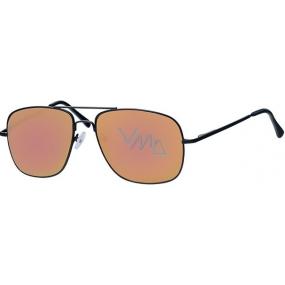 Nac New Age A10266-černé sluneční brýle
