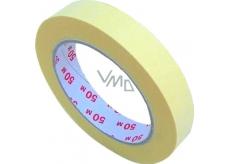 Perdix Zakrývací páska do 60 stupňů 30 mm x 50 m krepová