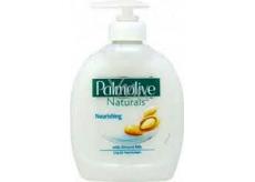 Palmolive Naturals Nourishing Almond Milk tekuté mýdlo s dávkovačem 300 ml