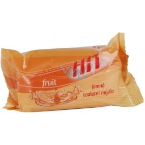 Hit Fruit jemné toaletní mýdlo 100 g
