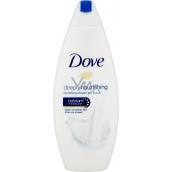 Dove Nourishing Deeply vyživující krémový sprchový gel 250 ml