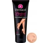 Dermacol Perfect Body Make-up voděodolný zkrášlující tělový make-up odstín Ivory 100 ml