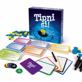 Albi Tipni si společenská párty hra, doporučený věk od 12+