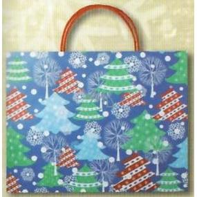 Nekupto Dárková kraftová taška 32,5 x 26 x 13 cm Vánoční 260 WCL