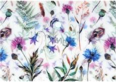 Albi Original Pouzdro na dokumenty Luční květy A5 - 148 x 210 mm