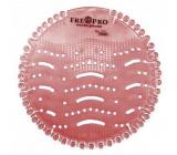 Fre Pro Wave Kiwi Grep vonné sítko do pisoáru růžové 19 x 20,3 x 1,9 cm 52 g