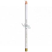 Uni Mitsubishi Dermatograph Rainbow Průmyslová popisovací tužka tabulová pro různé typy povrchů Bílá 1 kus