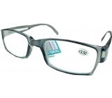 Berkeley Čtecí dioptrické brýle +3,5 plast šedé průhledné 1 kus MC2206