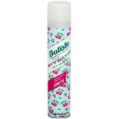 Batiste Fruity & Cheeky Cherry Dry Shampoo pro objem a lesk suchý šampon na vlasy 200 ml