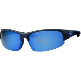 Nae New Age Sluneční brýle černomodré L7082