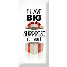 Bohemia Gifts & Cosmetics Love Condoms dárkový kondom Big Surprise 1 kus