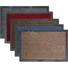 Spokar Rohožka Clean Tenká PVC rohožka s textilní vrstvou. Různé barvy 40 x 60 cm