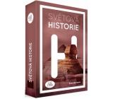 Albi Kvízy do kapsy Světová historie 50 karet