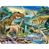 Prime3D magnet - Dinosauři 9 x 7 cm