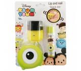 Disney Tsum Tsum Stack Me lesk na rty + lak na nehty, kosmetická sada pro děti