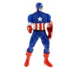 Marvel Captain America 3D sprchový gel pro děti 200 ml