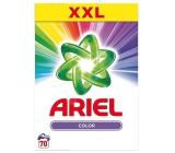 Ariel Color prací prášek na barevné prádlo krabice 70 dávek 5,25 kg