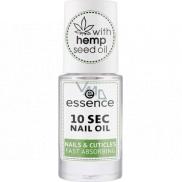 Essence 10 Sec Nail Oil pečující olej na nehty 8 ml