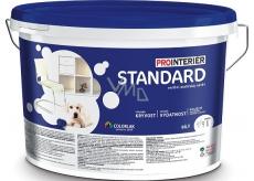 Colorlak Prointeriér Standard vnitřní malířský nátěr Bílá 15 kg