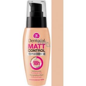 Dermacol Matt Control 18h make-up 2 Fair 30 ml
