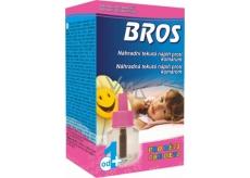 Bros Proti komárům pro děti náhradní náplň 40 ml