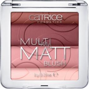 Catrice Multi Matt Blush tvářenka 020 La-Lavender 8 g