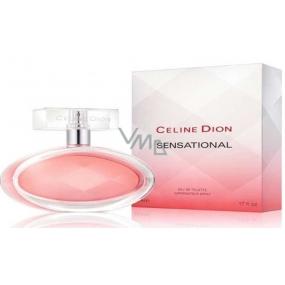 Celine Dion Sensational toaletní voda pro ženy 100 ml