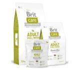Brit Care Adult Jehněčí + rýže pro dospělé psy malých a trpasličích plemen 1-10 kg, 7,5 kg, Hypoalergenní kompletní krmivo