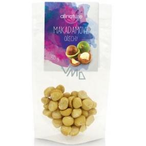 Allnature Makadamové ořechy 100 g