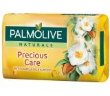 Palmolive Naturals Precious Care Camellia & Almond Oil toaletní mýdlo 90 g