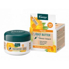 Kneipp Máslo pro péči o chodidla s obsahem bambuckého másla 100 ml