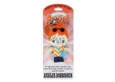 Albi Andělíček strážníček - Andílek dobrodruh přívěsek 8,5 cm