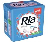 Ria Ultra Normal Plus Odour Neutraliser ultra tenké hygienické vložky s křidélky 10 kusů