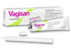 Vagisan HydroKrém Zvlhčující krém při suchosti pochvy, s aplikátorem 25 g