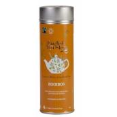 English Tea Shop Bio a Fairtrade Rooibos čistý 15 kusů bioodbouratelných pyramidek čaje v recyklovatelné plechové dóze 30 g, dárková sada