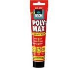 Bison Poly Max Express White rychleschnoucí univerzální montážní tmel Bílý 165 g