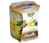 Admit Verona Vanilla - Vanilka vonná svíčka ve skle 90 g