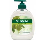 Palmolive Naturals Olive Milk tekuté mýdlo s dávkovačem 300 ml