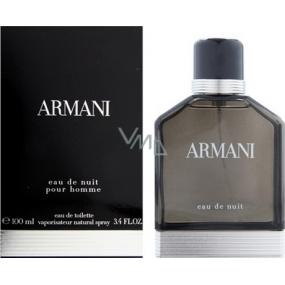 Giorgio Armani Eau de Nuit pour Homme toaletní voda 100 ml