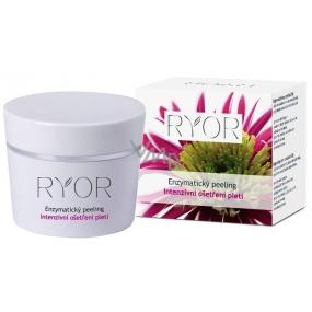 Ryor Intenzivní ošetření Enzymatický peeling na plet 50 ml