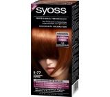 Syoss Professional barva na vlasy 5 - 77 oslňující měděný