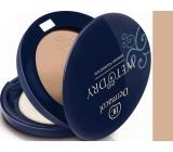 Dermacol Wet & Dry Powder Foundation pudrový make-up 02 6 g