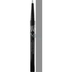 Max Factor Excess Intensity Longwear Eyeliner oční linky 05 Silver 1,8 g