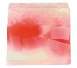 Bomb Cosmetics Ledová švestka - Plum Berry Ice Přírodní glycerínové mýdlo 100 g
