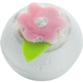 Bomb Cosmetics Středomořská květina Šumivý balistik do koupele 160 g