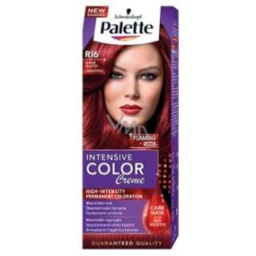 Schwarzkopf Palette Intensive Color Creme barva na vlasy RI6 Ohnivě červený