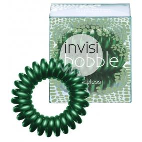 Invisibobble Later Alligator limitovaná edice 3 tmavě zelených gumiček