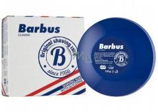 Barbus Classic krém na holení s glycerinem v kelímku 150 g
