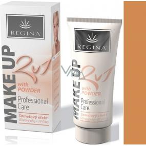 Regina 2v1 Make-up s pudrem odstín 03 40 g